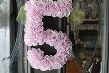 Craft Me-Wreaths / by Virginia Herring