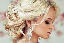 Marry Me- Hair / by Virginia Herring