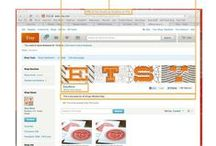 Etsy tips / Pin all Etsy related business tips here.  Pin ideas on how to market your Etsy shop, improve photos, SEO for Etsy, how to set up shop, shipping info, etc.