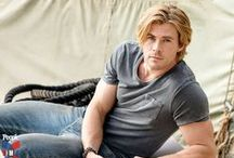 Chris Hemsworth / The most gorgeous man on the planet / by Sheila Cruz-Green