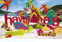 Havaianas / Un mundo lleno de color!   A world full of color! www.themintcompany.com