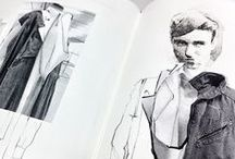 Fashion Sketchbook / by Minnow Zola
