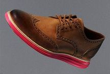 COLE HAAN / Their entrepreneurial spirit and timeless vision inspire us still.