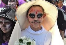 Day of the Dead / Day of the Dead in Mexico and Guatemala