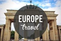 Europe travel / Everything related to travel in Europe.