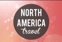 North America travel / All about travel in North America.