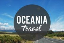 Oceania travel / All about travel in Oceania.