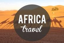 Africa travel / All about travel in Africa.