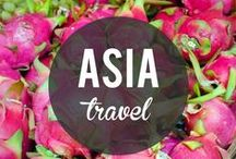 Asia travel / All about travel in Asia.