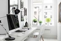 Office Space / Home decor, office inspiration, decorate, decorating, chic office spaces, studio decor, DIY, interior design, office DIY ideas, scandinavian, modern, bohemian, eclectic, office ideas and inspiration, minimal offices, white office, Scandinavian office, office inspiration, office ideas, mid-century office, minimal living, boho style, mid-century style, minimalism, minimalist, minimalism inspiration, minimalist ideas