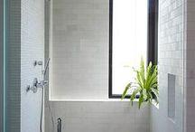 bathrooms חדרי רחצה / by Ronit Kfir Interior Planning & Design