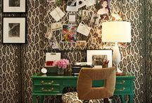 Home - Office / by Darla
