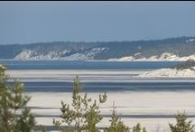My Nauvo Winter Photos / Nauvo is a group of hundreds of islands in Turku Archipelago