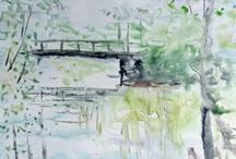 Helena's Paintings / Helena Kaariainen's CV: http://art.synestesia.com/cv_en.html