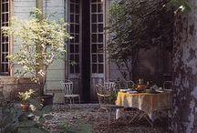 Indoor/Outdoor / by Sriprae McDonald