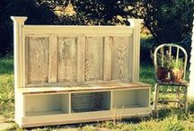 DIY Furniture / by Angie Steffanni Snell