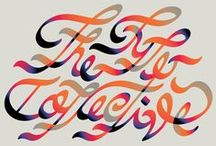 Design - Typography and Lettering