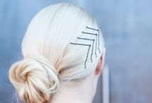 I Spy DIY Hair Accessories / by I Spy DIY