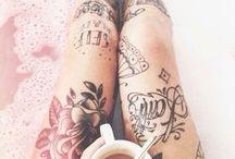 Tattoos! / by Annette Abbott