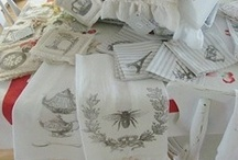 Shabby Chic Sewing