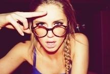 (sun)glasses