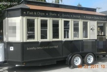 Future Food Truck / Needs to be eco-friendly, have vegetarian and vegan options, as gluten and allergy friendly as possible, and most importantly... delicious!  I can't decide if I want to do gourmet egg rolls, Mediterranean pita wraps (gyros/falafel), or soup in bread bowls!