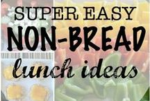Healthy Lunch Ideas / This is a group Healthy Lunch Idea Board.  Please only pin each pin once.  No Spam.  Have fun.  Please feel free to invite other bloggers to this board.  For an invite. please message me on Pinterest or my blog's FB page.  / by Make The Best of Everything