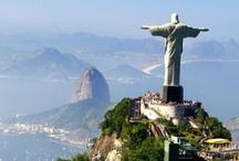 Awesome Brazil / by Nobuo Tsuchiya