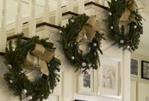 Home For The Holidays / Tips and ideas for decorating your home for the holidays...