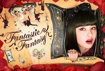 """Fantastic Fantasy"" 2013 Autumn"