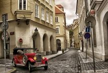 Dobrý Den! / I've started learning Czech, and need a board to pin all these beautiful pictures and useful resources.