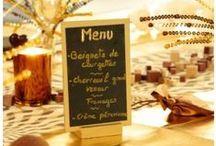 Déco nouvel an et cotillon de fête / Déco nouvel an et cotillon de fête : idées déco de table, déco de salle et cotillon pour fêter le réveillon du 31 déc.