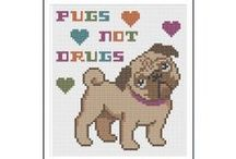 Cross Stitch / by Carrie Reed