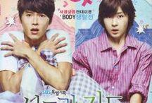 K-drama / J-drama / by Carrie Reed