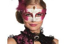 Masque Venitien loup masque de Venise / Masque Venitien loup masque de Venise, accessoire de déguisement pour carnaval de Venise, carnaval et fêtes déguisées.