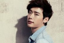 Lee Jong Suk / by Carrie Reed