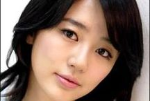 Yoon Eun Hye / by Carrie Reed