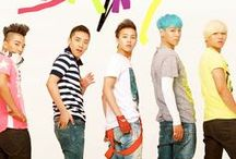 Big Bang  / by Carrie Reed