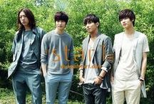 CNBlue / by Carrie Reed