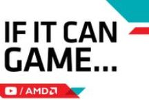 If It Can Game... By AMD / AMD APUs are found in everything from the leading game consoles to PCs. We brought it all together to bring you incredible, new experiences. Our A-Series APUs (Accelerated Processing Units) combine the performance of multicore processors and the power of AMD RadeonTM Graphics technology on a single chip for a whole new level of immersion and interactivity with your PC. Whether gaming, watching videos, or multitasking on your PC, we give you the performance you need to fit your life. #Ifitcangame / by AMD