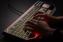 Cool Computer Keyboards / Cool keyboards you can use with your AMD powered PC!  / by AMD