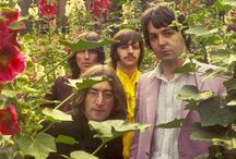 The Fab Four / Focus is on less seldom seen pictures of the Beatles, as a group and as individuals. / by Denise Ann Brown