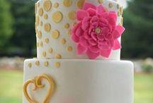 Wedding Cakes / Wedding Cakes, idées de gâteau de mariage.