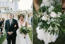 Bride's & Bridesmaid's Bouquets / Finding the perfect color scheme, shape, and flowers for your wedding bouquets can be a daunting task. Hopefully this board will help you find the inspiration you need for your dream wedding.