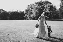 Flower Girls & Ring Bearers / Don't be surprised if your adorable flower girl steals the show at your wedding. They're usually the cutest and least predictable, but that doesn't mean their flowers have to be traditional.