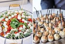 Catering | The Sonnet House / While we have allowed outside vendors for catering for many years, we are now strictly in-house catering. We can work with any budget and palette to make sure you have an amazing menu for your big day. Upon deciding a menu we provide a tasting for you to take home and enjoy for dinner.