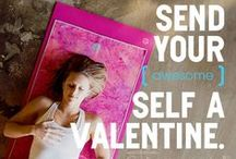 Manduka Valentines / Love is the star of every day, but during this time, we make cards: / by Manduka