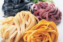 Oodles O' Noodles & Playful Pasta