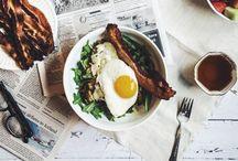 Breakfast / All the best food is breakfast food.