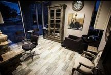 Salon suites / Ideas and inspiration for the future!!!!! / by Sherry Myers